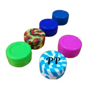 portable silicone pill storage 10ml