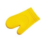silicone heat resistant baking gloves