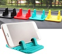 Silicone phone holder for car